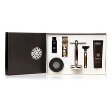 Подарочный набор для бритья Ultimate Gift Set цвет РОГ БИЗОНА GENTLEMEN'S TONIC