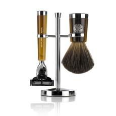 Набор для бритья Сэвил – Рог бизона / Savile Row Set - Horn GENTLEMEN'S TONIC