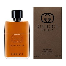 Парфюмерная вода GUCCI GUILTY ABSOLUTE POUR HOMME