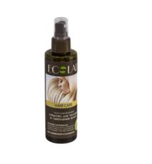 Средство для укладки и укрепления волос «Разглаживающее» ECOLAB