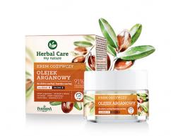 Питающе-восстанавливающий крем на день/ночь «Herbal Care Nourishing and regenerating day and night cream»