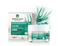 Увлажняющий крем для лица Алоэ на день/ночь Herbal Care Farmona