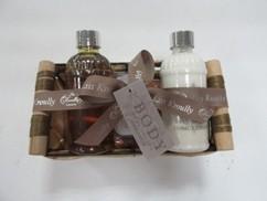 Подарочный набор «Liss Kroully» NS01 серия «Венге»
