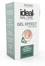 Верхнее покрытие с эффектом гелевых ногтей Gel Effect Top Coat Ingrid