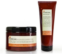 Защитная маска для окрашенных волос PROTECTIVE MASK COLORED HAIR Insight