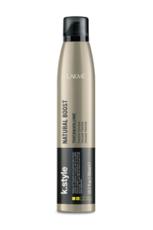 Мусс эластичный для укладки волос брашингом LAKMÉ K.Style Natural Boost Thick&Volume Flexible Mousse