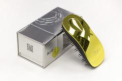 Расческа-детанглер ikoo home metallic