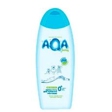 Крем-гель для купания малыша AQA baby