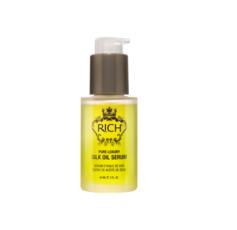 Интенсивная сыворотка -масло для шелковистости и блеска волос Silk Oil Serum RICH