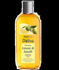 Шампунь Limoni di Amalfi для укрепления ослабленных волос D`oliva