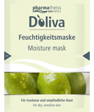 Увлажняющая маска для лица D`oliva