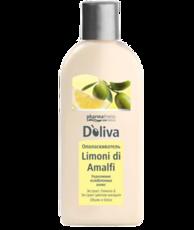 Ополаскиватель Limoni di Amalfi для укрепления ослабленных волос D`oliva