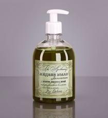 Жидкое мыло деликатное с экстрактами имбиря, конского каштана «The Apothecary» Liv Delano