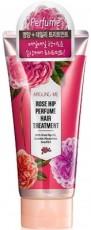 Бальзам для поврежденных волос Kwailnara Around Me Rose Hip Perfume Hair Treatment WELCOS