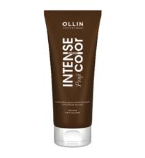 Бальзам для коричневых оттенков волос OLLIN Intense Prof Color