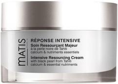 Крем для лица интенсивно восстанавливающий, возобновляющий ресурсы кожи с экстрактом кальция черного жемчуга Reponse Intensive/ Intensive Resourcing Cream MATIS