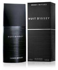 Туалетная вода туалетная вода ISSEY MIYAKE Nuit D`Issey 125мл