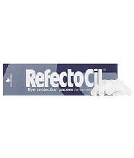 Защитные полоски для окраски ресниц 96шт Refectocil