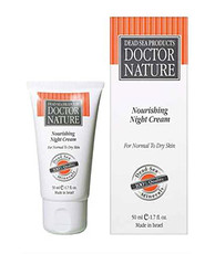 Питательный ночной крем для нормальной и сухой кожи Doctor Nature