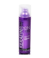 Бальзам для выпрямления волос с кератином KEEN