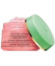 Талассо-скраб для тела укрепляющий с отшелушивающими солями, эфирными маслами и экстрактом вишни Speciale Corpo Perfetto /Firming Talasso-Scrub Collistar