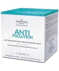 Ночной восстанавливающий крем-антиоксидант ANTI POLLUTION Farmona