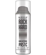 Матовая паста для укладки волос экстрасильной фиксации Rock Hard Defining Paste Biosilk
