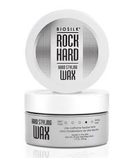 Воск для укладки волос экстрасильной фиксации Rock Hard Styling Wax Biosilk