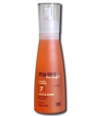 Спрей-блеск для тусклых, сухих и поврежденных волос LIGHT & SHINE №7 BES Beauty&Science