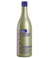 Тонизирующий шампунь с протеинами для всех типов волос D3 DAY BY DAY SILKAT BES Beauty&Science