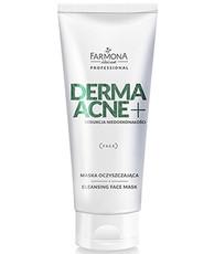Маска очищающая для лица DERMAACNE +  Farmona Professional