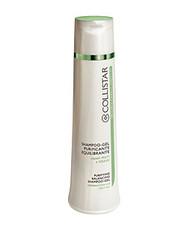 Шампунь-гель очищающий, себорегулирующий для комбинированных и жирных волос Speciale Capelli Perfetti/Purifying Balancing Shampoo-Gel Combination and Oily hair Collistar
