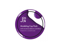 Альгинатная маска АНТИ-АКНЕ И СЕБУМ КОНТРОЛЬ Anti-Acne&Sebum Contron Modeling pack J:ON