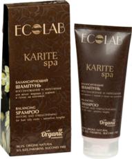 Балансирующий шампунь для волос «Восстановление и Укрепление» KARITE SPA ECOLAB