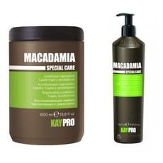Восстанавливающий кондиционер с маслом макадамии для ломких и чувствительных волос MACADAMIA KAYPRO SPECIAL CARE