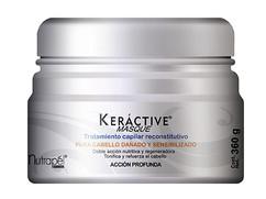 Маска «KERATIVE» питательная для поврежденных и деликатных волос