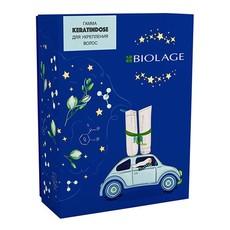 Набор Зима 19-20 (Шампунь 250 мл + Кондиционер 200 мл) Matrix Biolage Biolage Кератиндоз