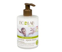 Детское крем-мыло 0+ «ECOLAB»