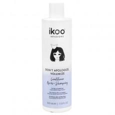 Кондиционер для объема волос ikoo infusions Don't Apologize, Volumize Conditioner, 350мл