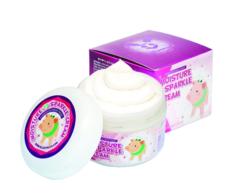 Крем для лица увлажняющий СИЯНИЕ Moisture Sparkle Cream ELIZAVECCA