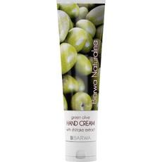 Крем для рук оливковый с экстрактом шиитаке Barwa Naturalna