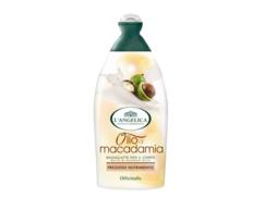 Гель-молочко для ванны и душа с маслом макадамии L' Angelica Officinalis
