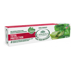 Зубная паста Комплексная защита полости рта с экстрактами алоэ и базилика L'Angelica