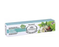 Зубная паста Натуральное отбеливание с экстрактами мяты и эвкалипта L'Angelica