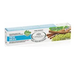 Зубная паста Свежее дыхание с экстрактами лакрицы и фенхеля L'Angelica