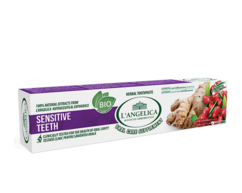 Зубная паста для чувствительных зубов с экстрактами имбиря и ягод Годжи L'Angelica
