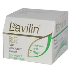 Дезодорант-крем БиоБаланс для ног 7 дней «Lavilin»