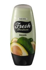 Молочко для тела Avocado MODUM FRESH