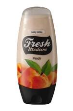 Молочко для тела Peach MODUM FRESH