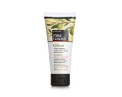 Питательный и восстанавливающий крем с оливковым маслом для сухой и потрескавшейся кожи рук MEA NATURA Olive Farcom